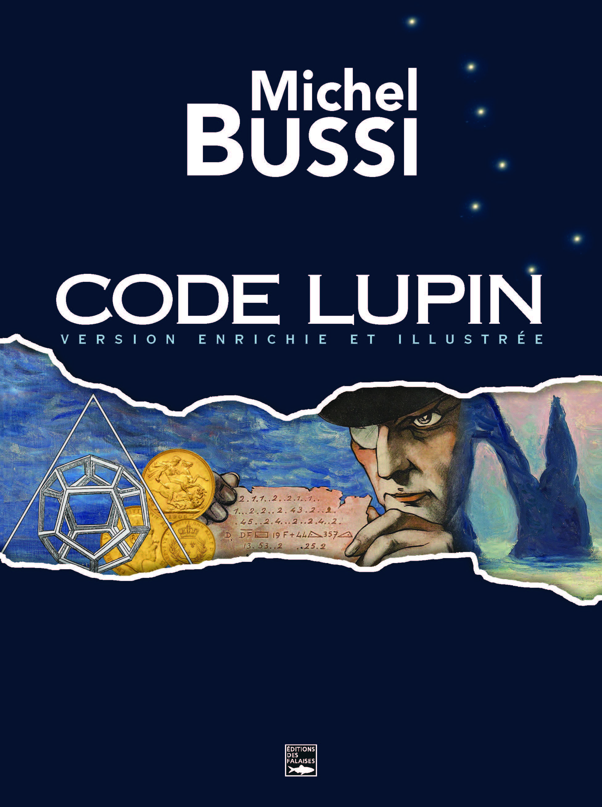 Code Lupin illustré